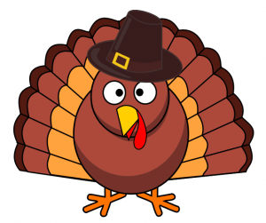 Cartoon, Animated Turkey Images for Thanksgiving Day 2020