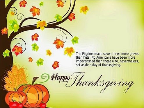 Funny Thanksgiving quotes 2019