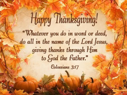 2019 Thanksgiving Quotes