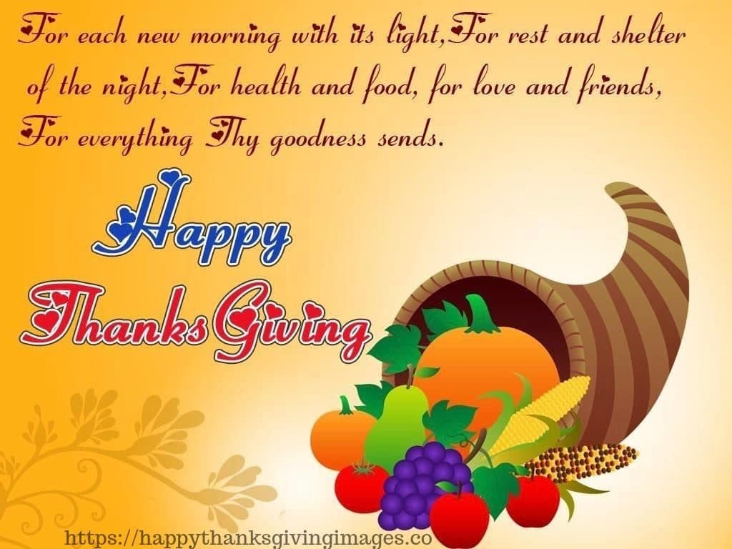 Thanksgiving wishes quotes 2021